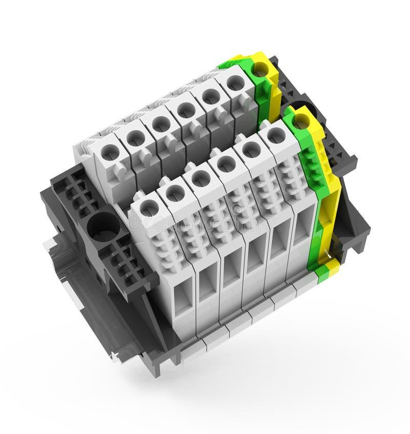 Elektrische apparatuur vector illustratie