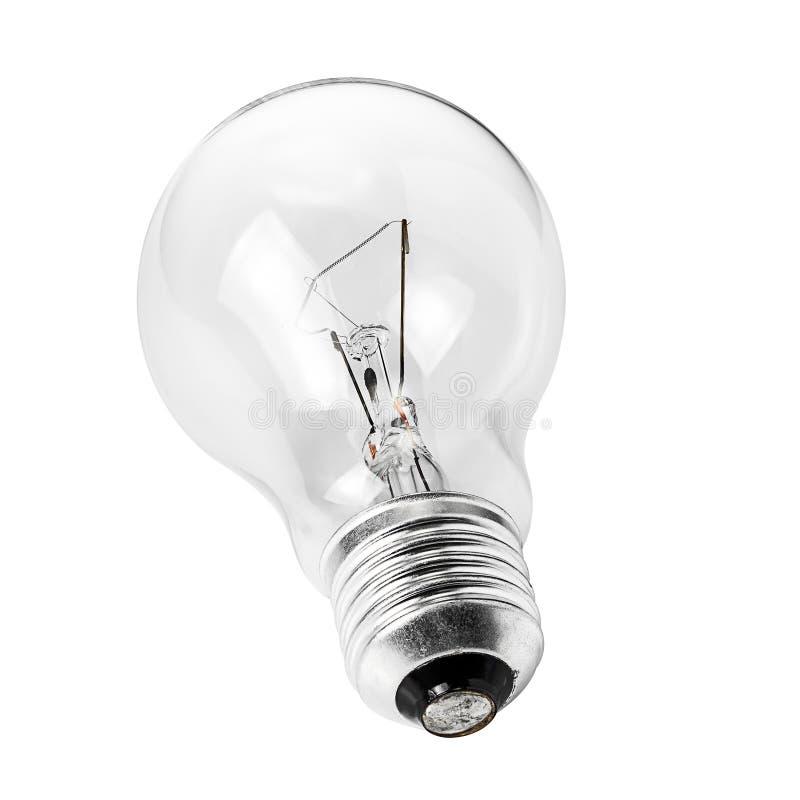 Elektrische Glühlampe stockbilder