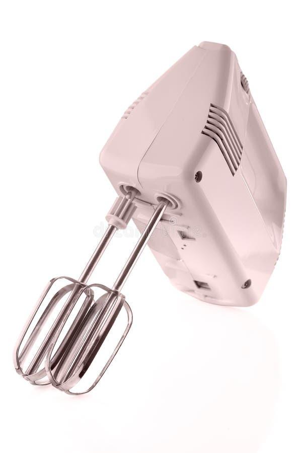 Elektrische mixer royalty-vrije stock foto's