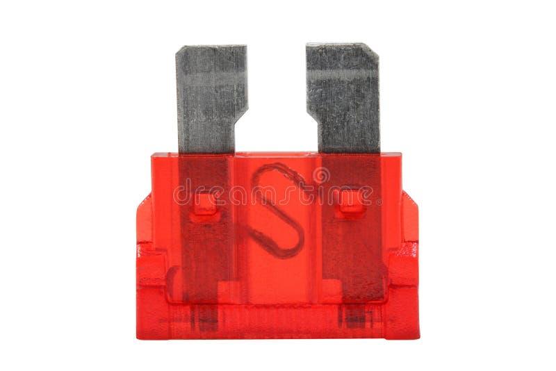 Elektrische Sicherung oder Sicherungen stockbild