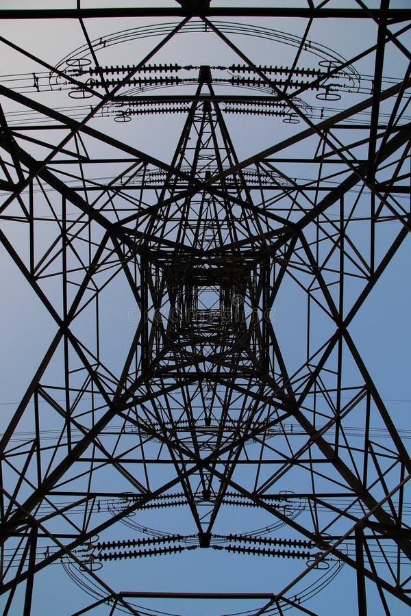 Elektrische toren stock afbeeldingen