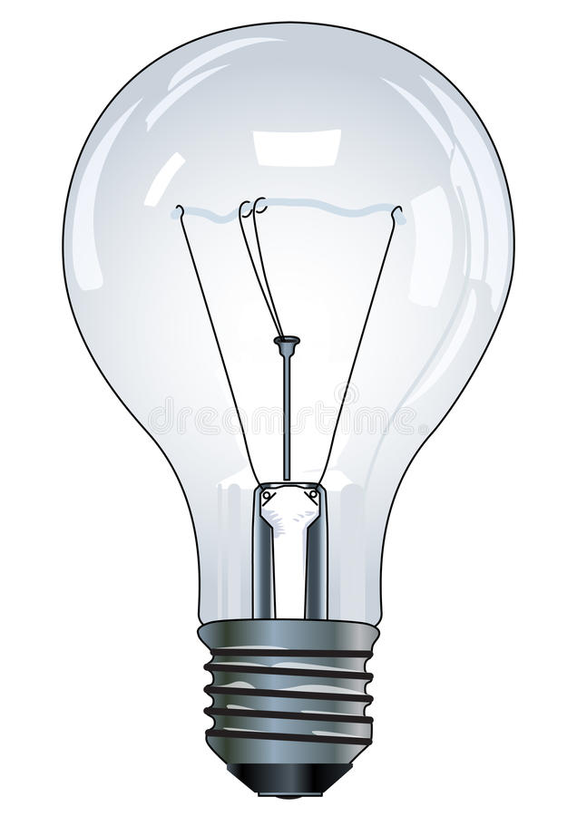 Elektrischer Fühler stock abbildung