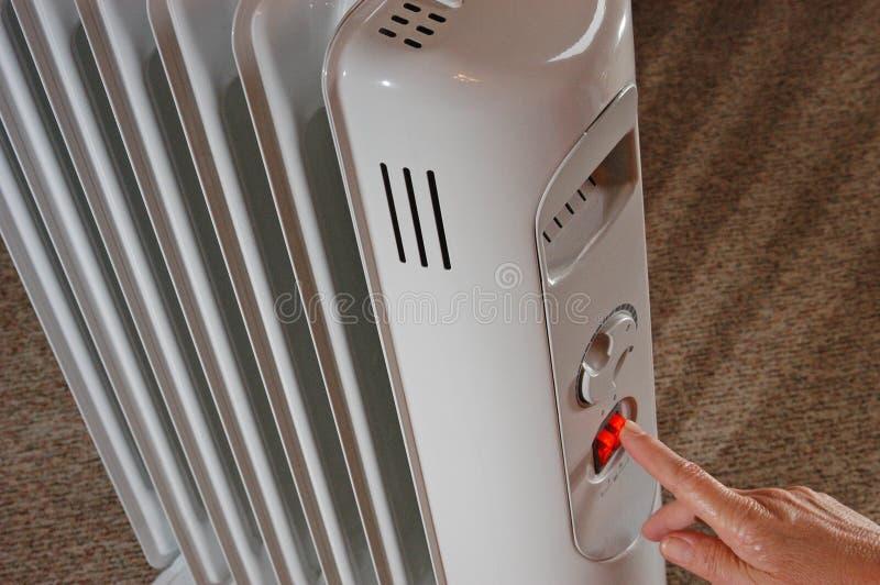 Elektrischer Kühler lizenzfreie stockfotos