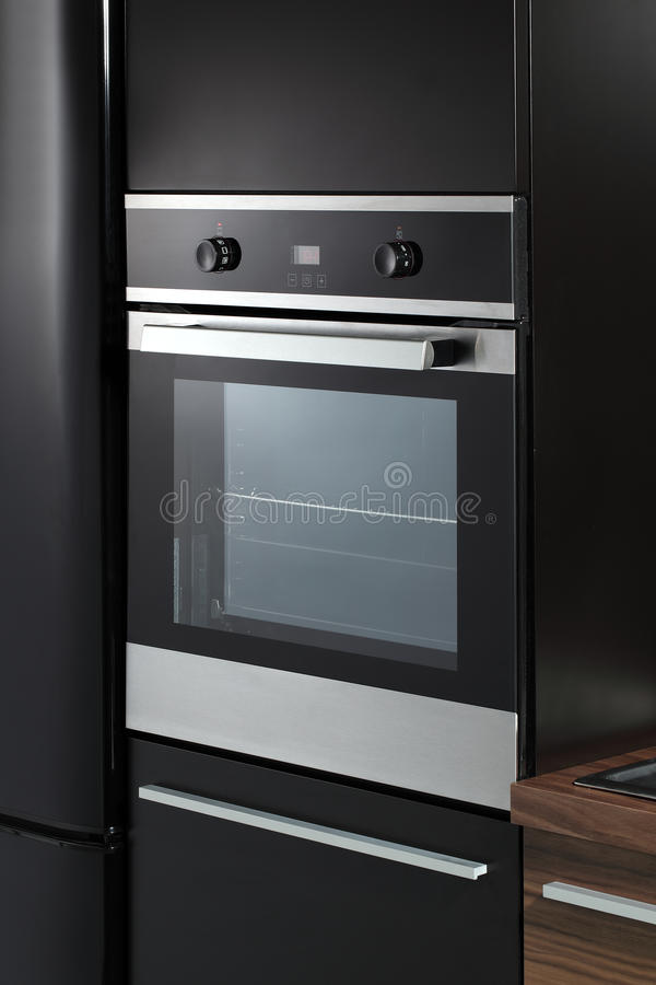 Elektrischer Ofen lizenzfreie stockbilder