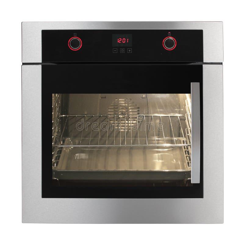 Elektrischer Ofen lizenzfreies stockbild