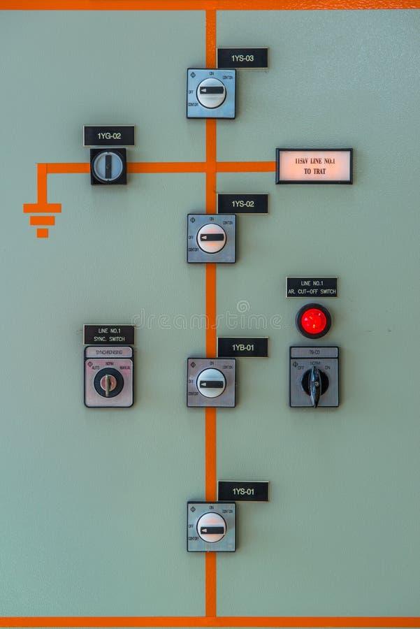 Elektrischer Prüfer lizenzfreie stockbilder