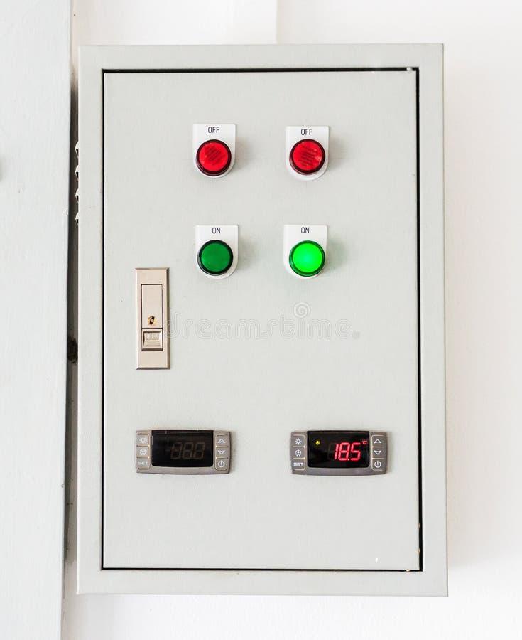 Nett Elektrischer Schalterkasten Galerie - Elektrische ...