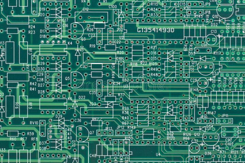 Elektrischer Schaltplan stockfoto. Bild von modern, leer - 20054132