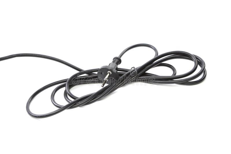 Download Elektrischer Stecker Und Langes Kabel Stockbild   Bild Von  Schnitt, Nachricht: 39441527