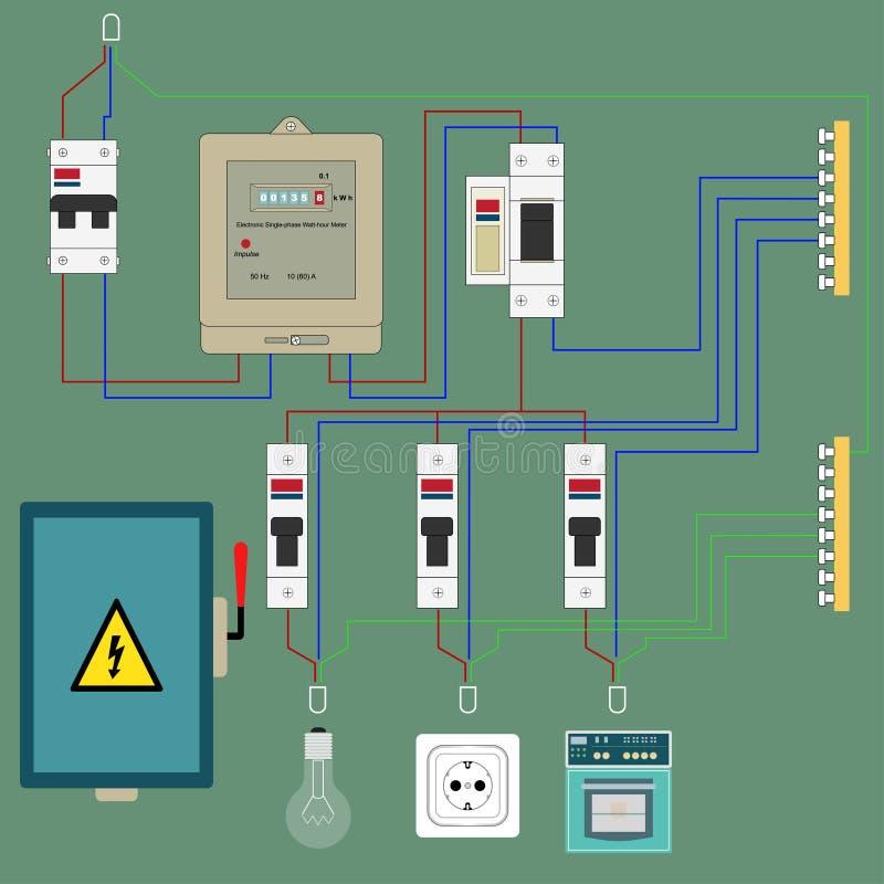 Tolle Elektrisches Diagramm Galerie - Der Schaltplan - greigo.com