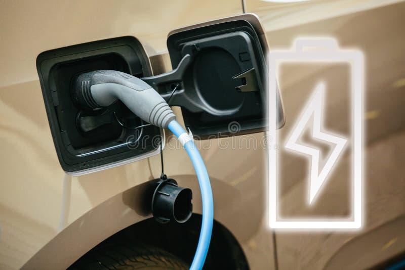 Elektrisches Fahrzeug lizenzfreie stockfotos