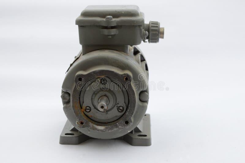 Elektrisches industrielles Silber der Maschine 220 v stockfoto