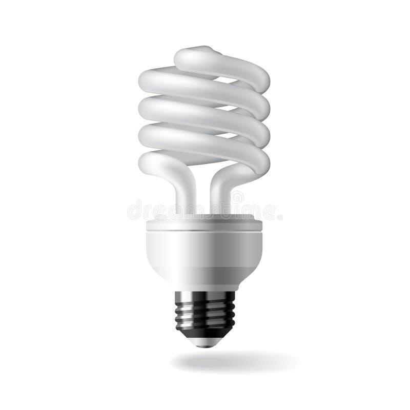Elektrisches Licht lizenzfreie abbildung