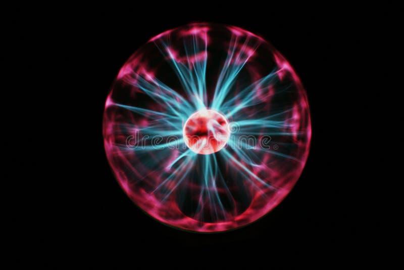 Elektrisk boll arkivbild