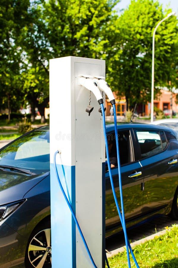 Elektrisk medelserviceutrustning arkivfoto