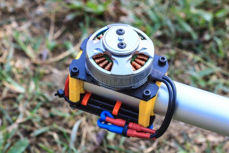 Elektrisk motor av ett litet format royaltyfri foto