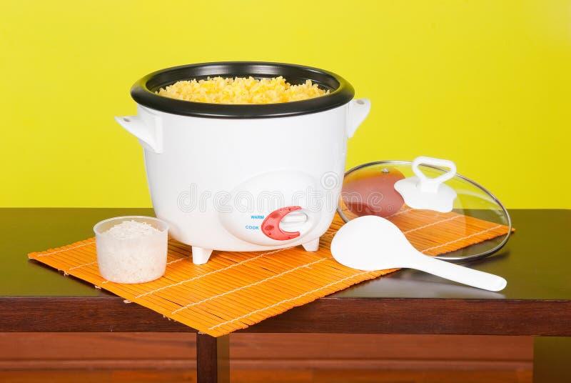 Elektrisk Ricespis arkivfoton