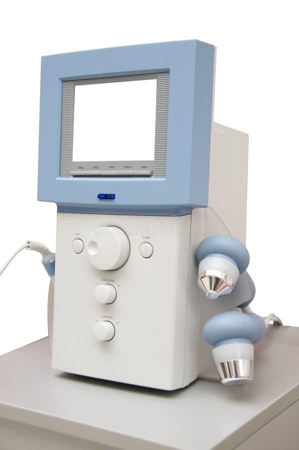 elektrisk stimulans för apparat royaltyfria bilder