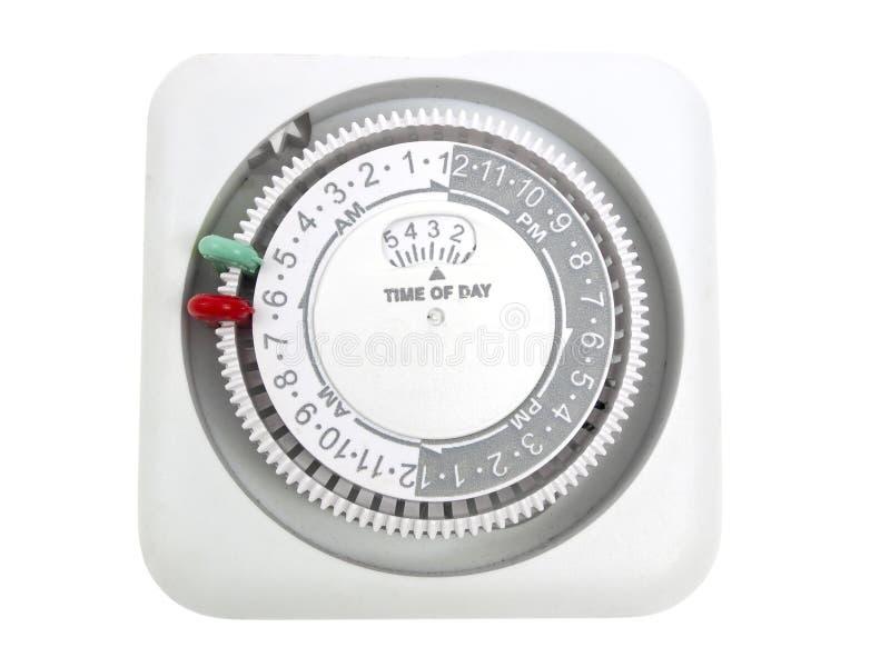 elektrisk tidmätare arkivfoton