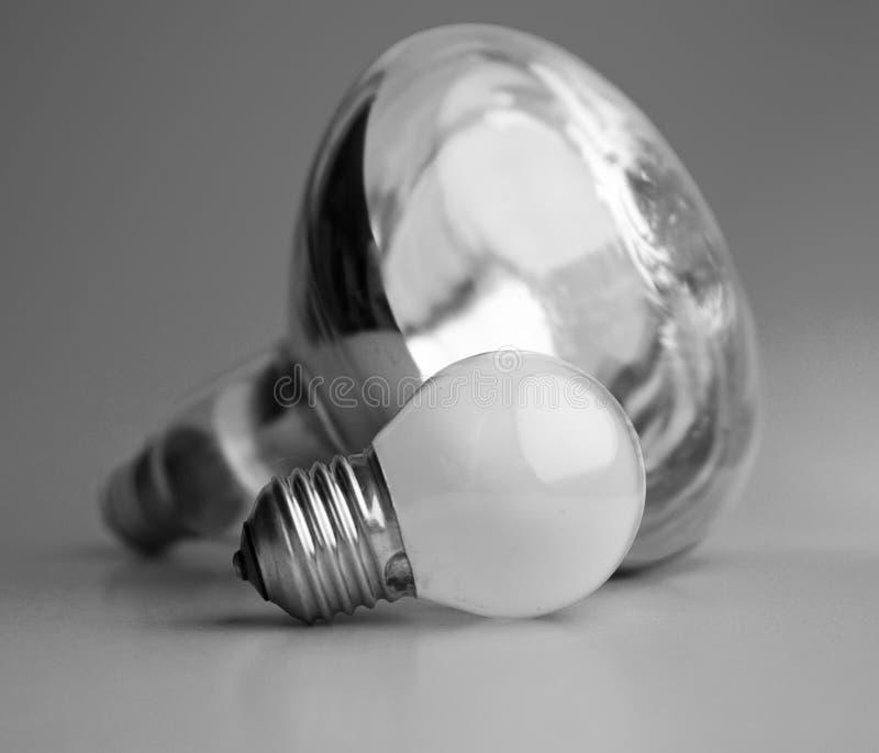 elektriska kulor royaltyfri fotografi