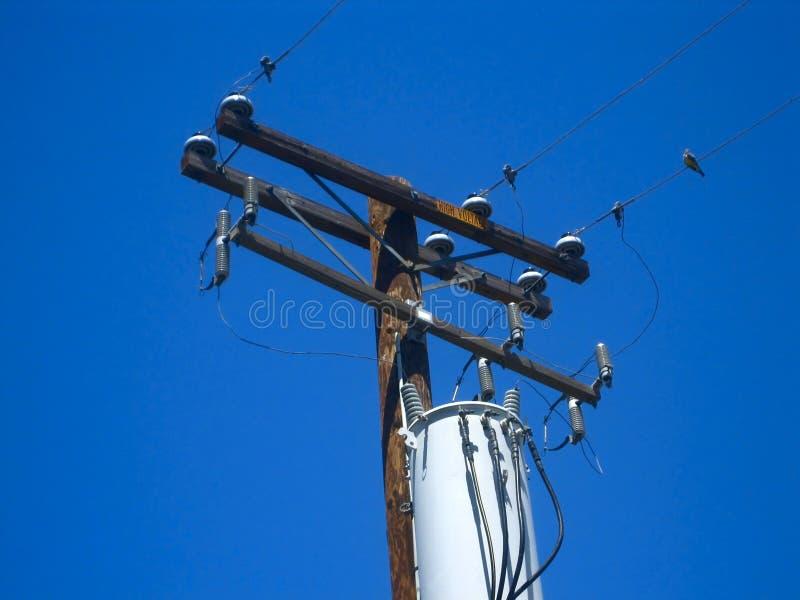Elektro royalty-vrije stock foto