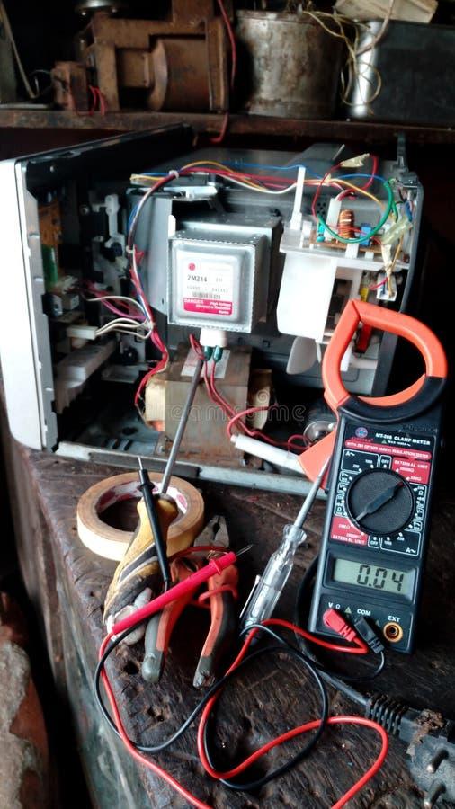 elektro stock afbeeldingen
