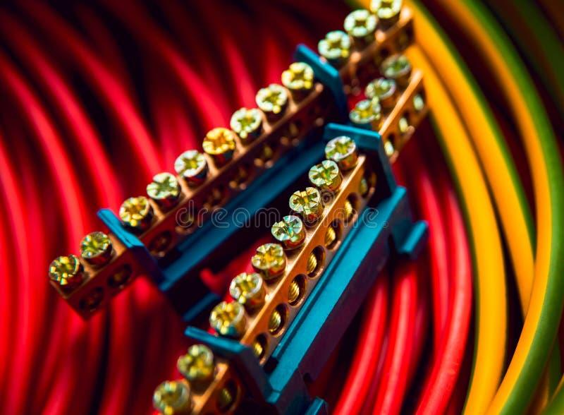 Elektro apparatuur royalty-vrije stock afbeelding
