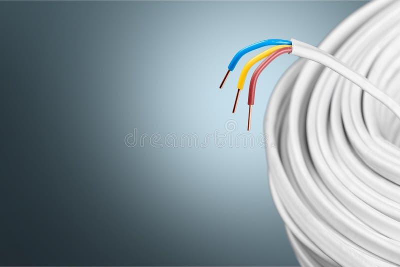 Elektro component royalty-vrije illustratie