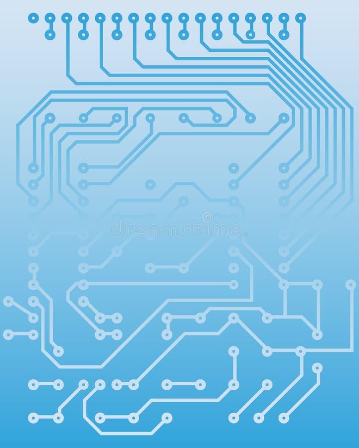 Elektro regeling royalty-vrije illustratie