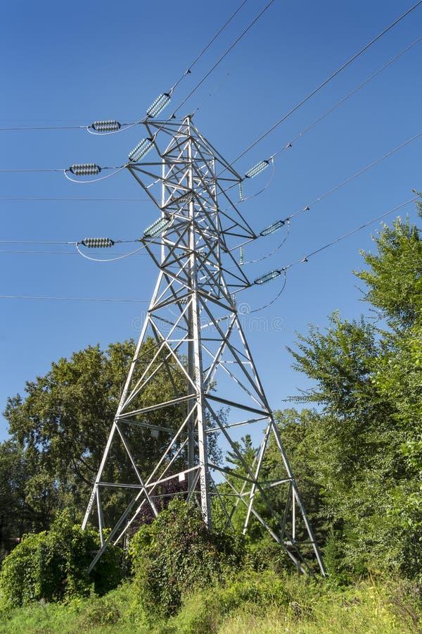 Elektro Toren stock foto