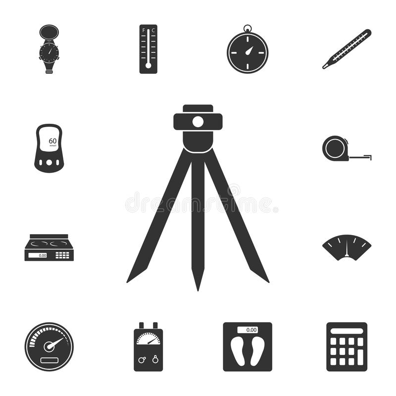 elektroniczna równa ikona Prosta element ilustracja elektroniczny równy symbolu projekt od Pomiarowego kolekcja setu Może używać  ilustracja wektor
