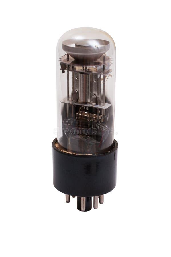 elektroniczna radiowej tubki próżnia zdjęcia stock