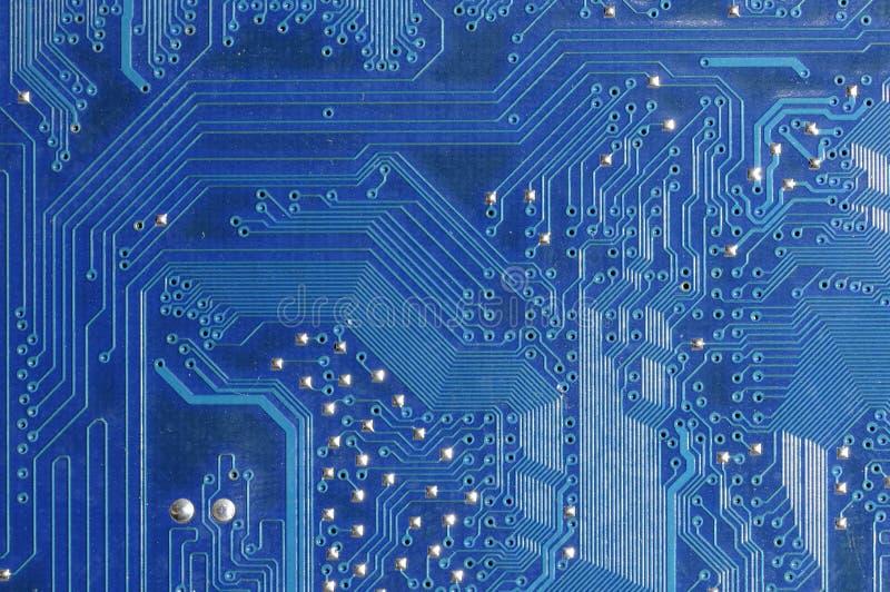 elektroniczny deskowy obwód zdjęcie stock