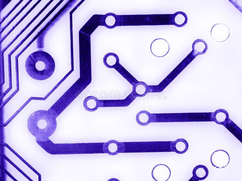 elektroniczny zarządu zdjęcie stock