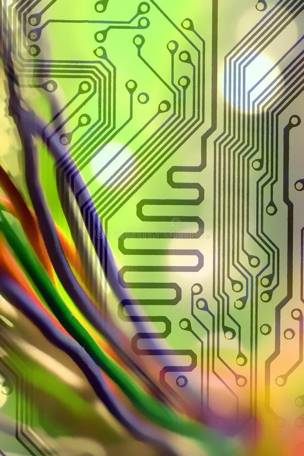Elektronik stockfoto