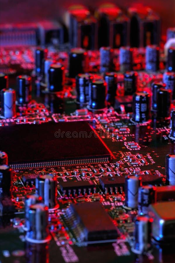 elektronik royaltyfria foton