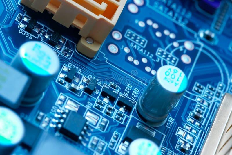 elektronik royaltyfria bilder