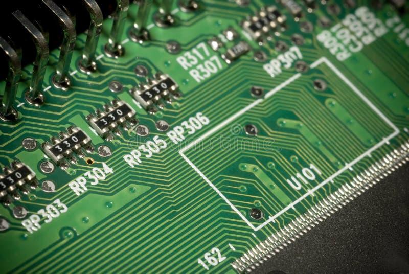 elektronik royaltyfri fotografi