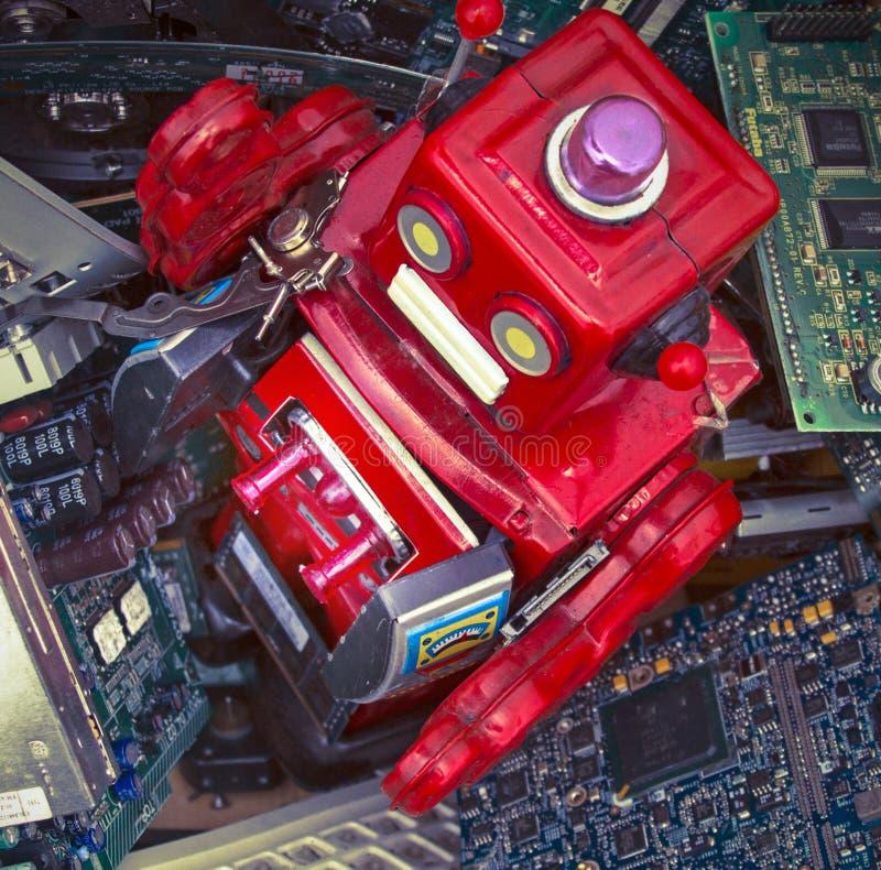 Elektronik stockbild