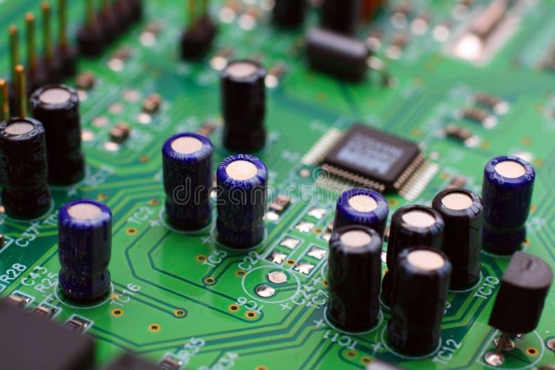 Elektronik stockbilder