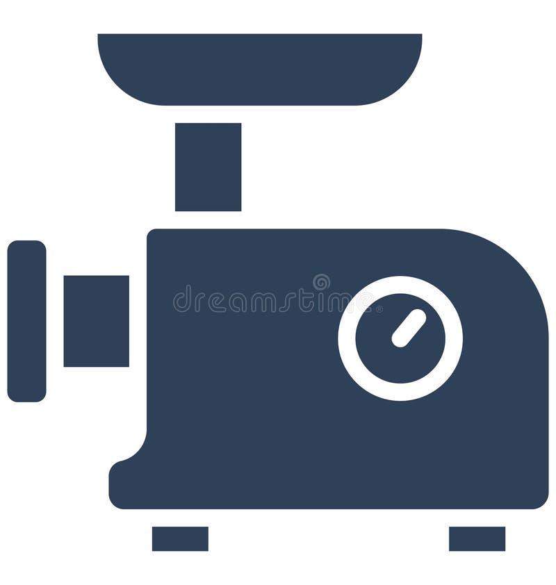 Elektronik den hem- anordningen isolerade vektorsymbolen som kan lätt redigeras i något format eller ändras stock illustrationer