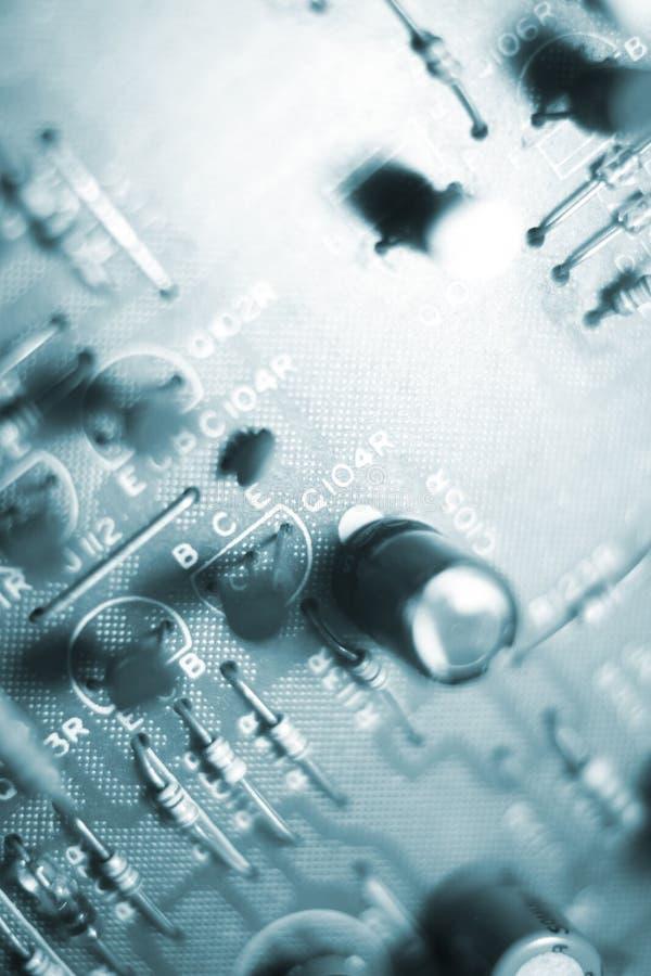 Elektronik för bräde för elektrisk strömkrets royaltyfri fotografi