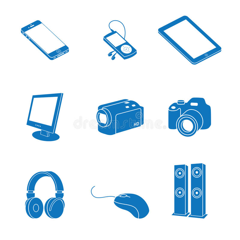 elektronika ilustracji