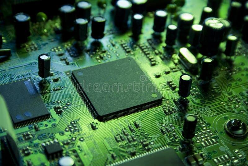 Elektronika stock foto's