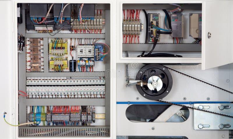 elektronikmaskin fotografering för bildbyråer