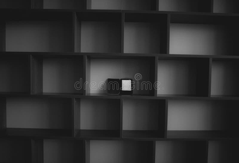 Elektronisch boek minimalizm royalty-vrije stock afbeeldingen