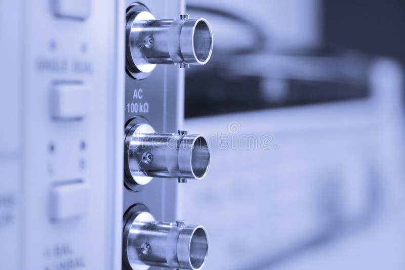 Elektronische Ausrüstung stockfotos