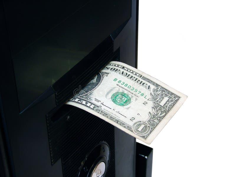 Elektronische handel 2 royalty-vrije stock foto