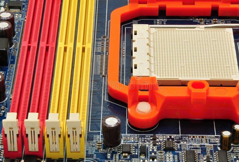 Download Elektronische kring stock afbeelding. Afbeelding bestaande uit aansluting - 29505301