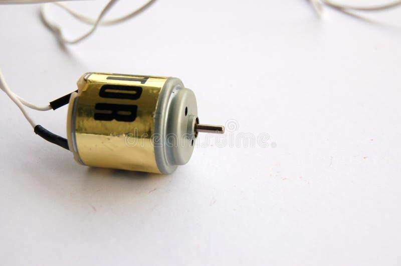 Elektronische Motor royalty-vrije stock fotografie